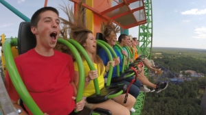 Jersey Shore Evente Six Flags Zumanjaro Opening