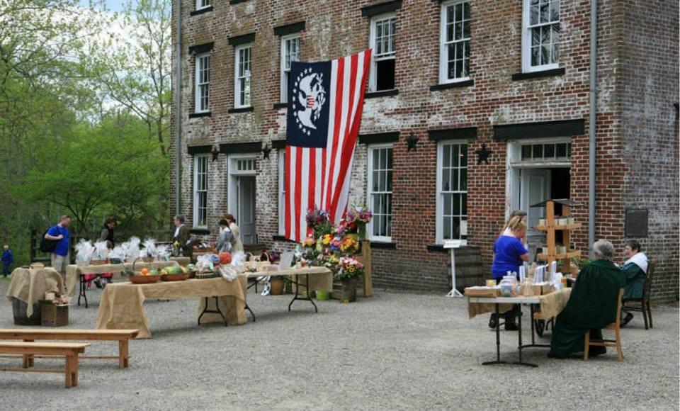 Allaire Village Garden State Wine Festival NJ