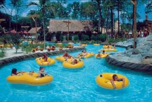 Six Flags Hurricane Harbor water park NJ