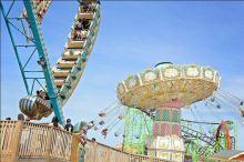 Keansburg Amusement Park Runaway Rapids
