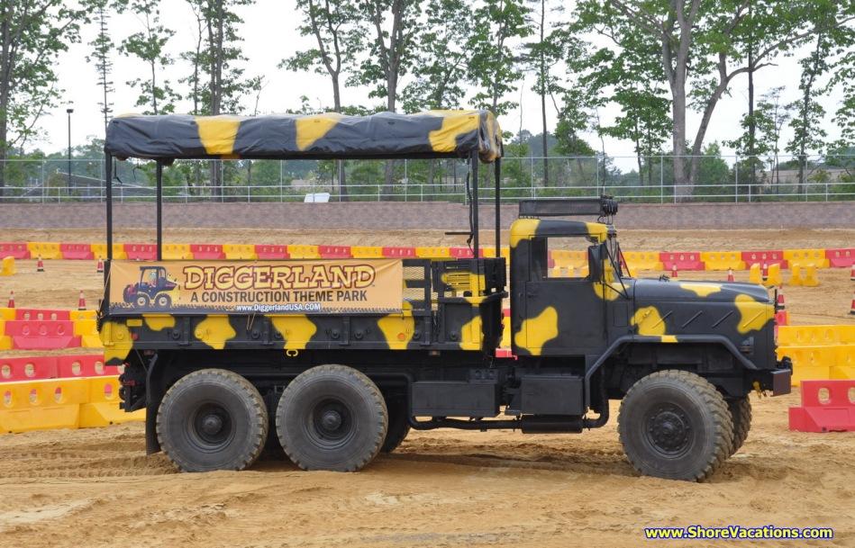 Diggerland Review Backhoe Diggers Trucks Excavators