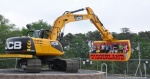 Diggerland New Jersey Opening Review Spindizzy