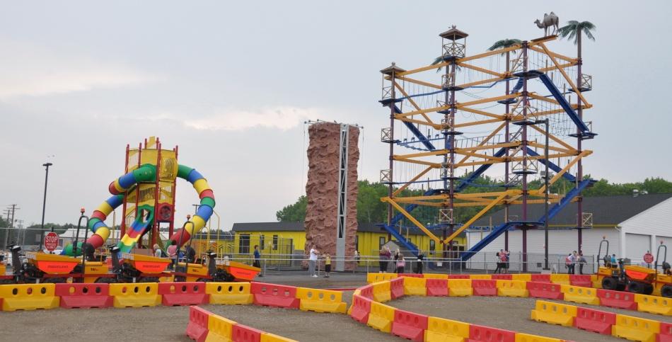 About Diggerland NJ Construction Park