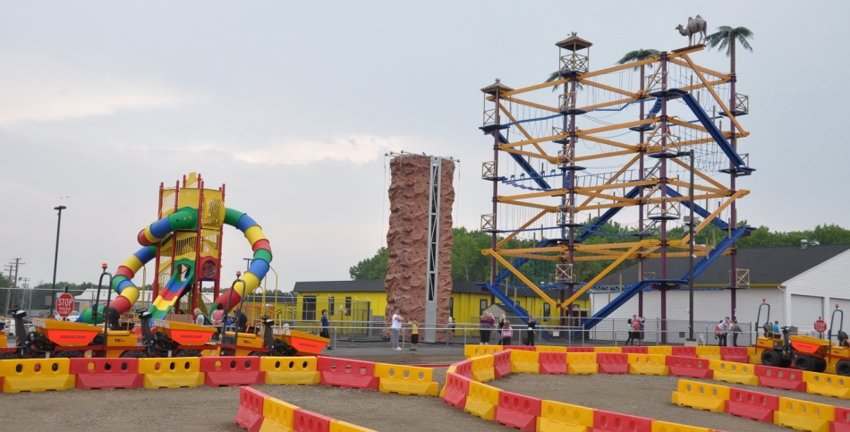 About Diggerland NJ Construction Park
