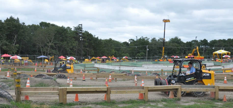 Diggerland New Jersey Kids Construction Themed Park
