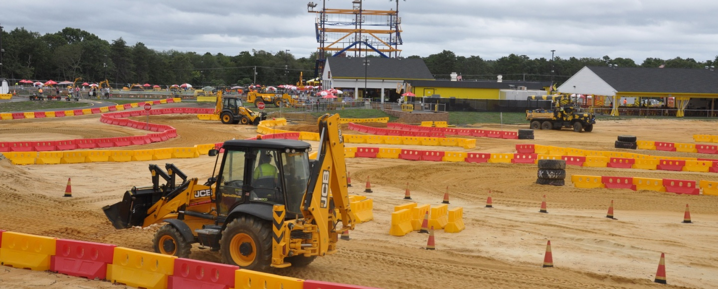 Diggerland USA Reviews