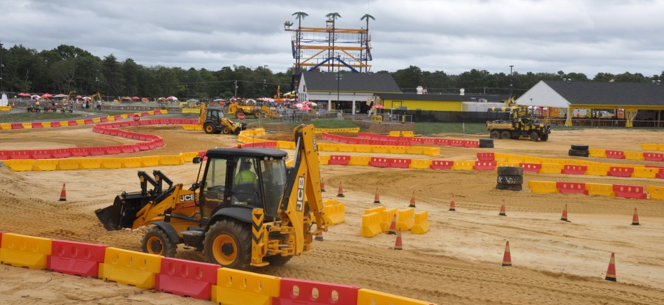 Diggerland USA Review West Berlin NJ
