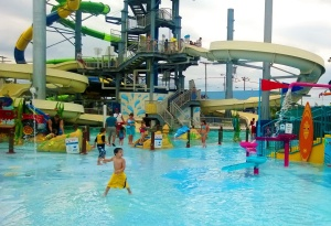 Keansburg Runaway Rapids Waterpark Kids Friendly
