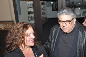 NJ Hall of Fame VIncent Pastore Aida Turturro