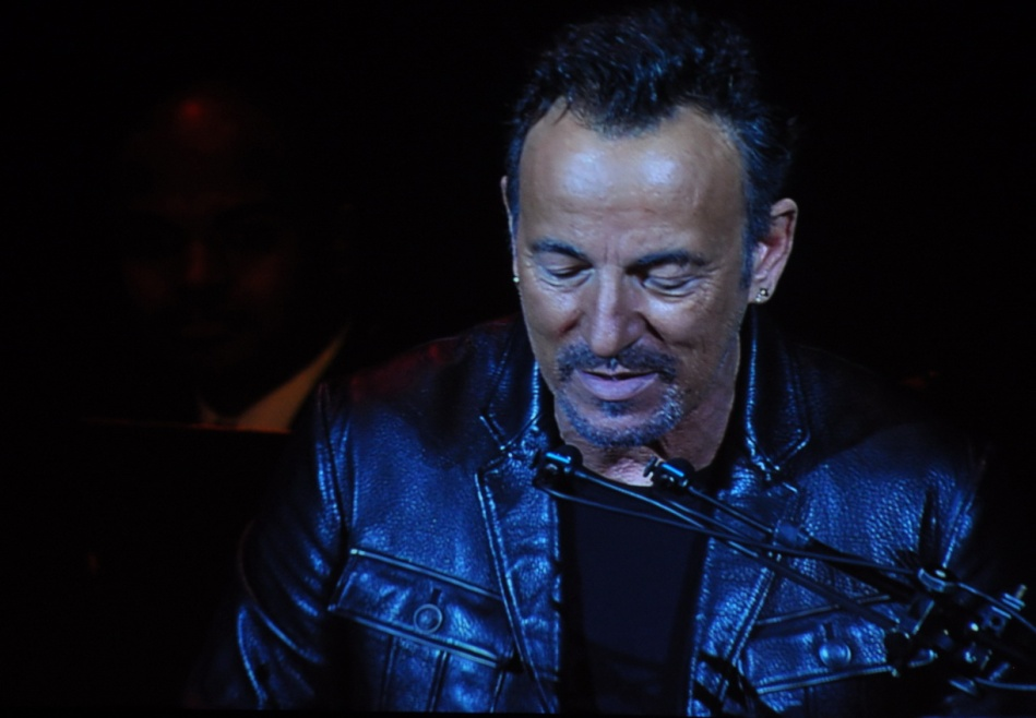 NJ Hall of Fame 2014: Bruce Springsteen