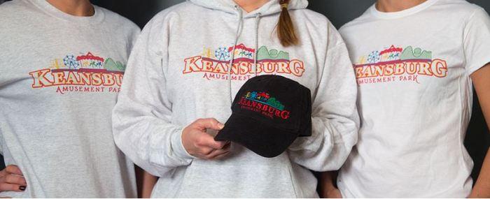 Keansburg Amusement Park Launches Online Apparel Store