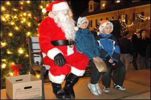 Jersey Shore Holiday Christmas Events