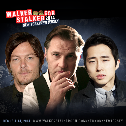 The Walking Dead Convention NJ