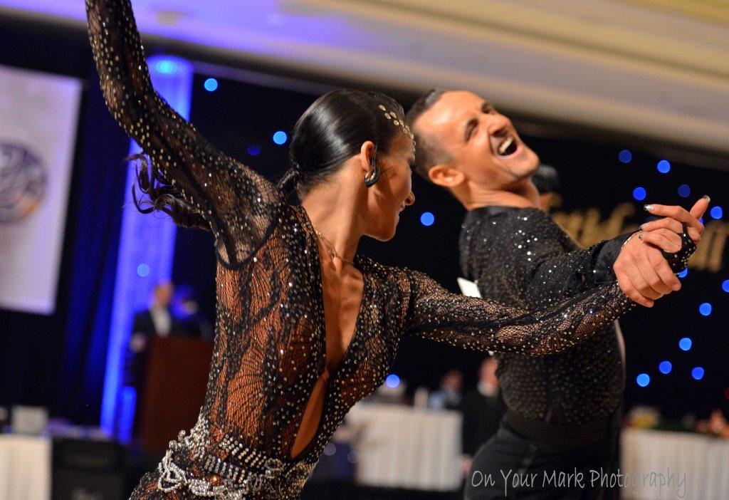 Middletown Arts Center Professional International Latin Rising Star Dancers