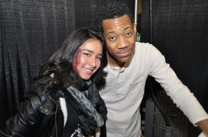 Walker Stalker Walking Dead Con Noah Tyler Williams