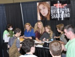 The Walking Dead Review Lizzie Brighton Sharbino