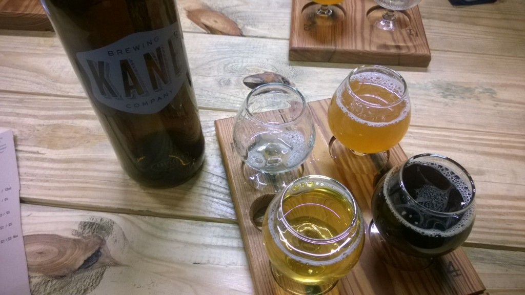 Kane Brewing Review - Monmouth County Craft Beers Tour