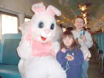 Delaware River Railroad Excursions - Easter Bunny