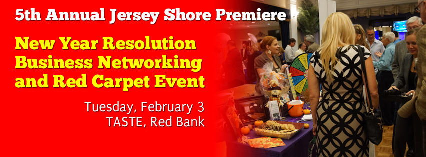 Business Networking Red Bank Taste February 3