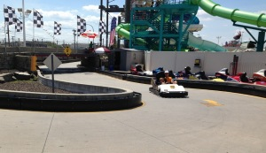Casino Pier Seaside NJ Go Karts 2015