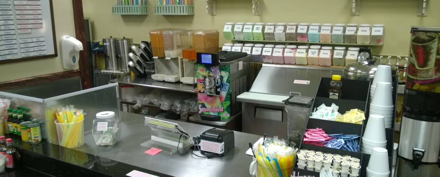 Kazia's Hazlet NJ Asian Bubble Tea Bar