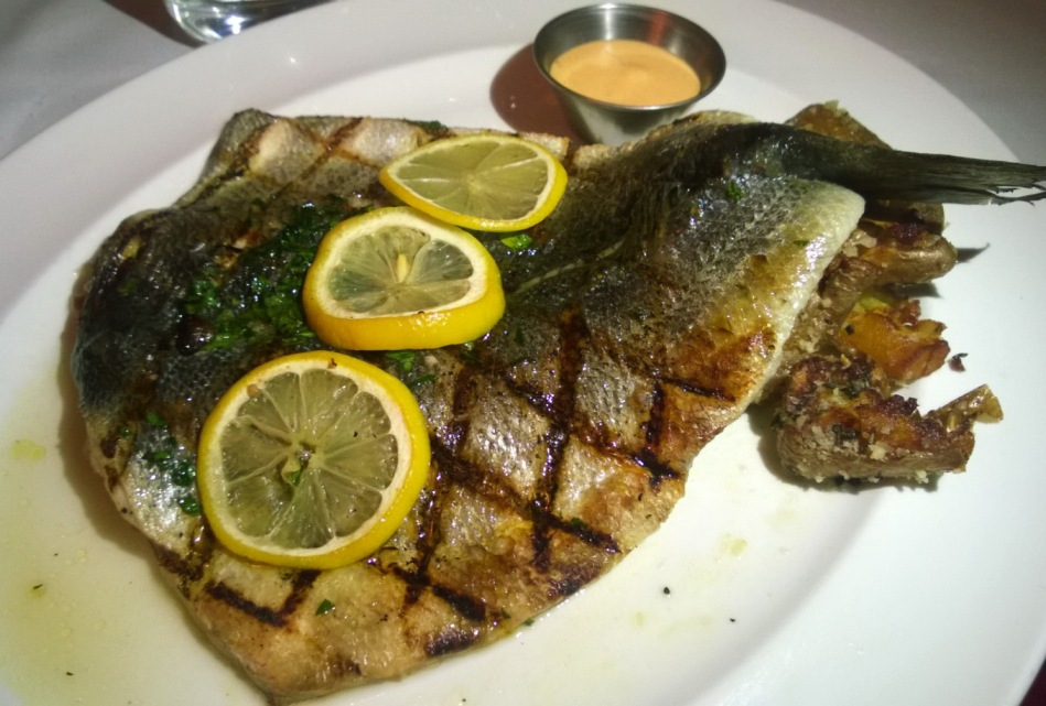 Catch Red Bank Restaurant Review Bronzini