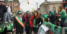 St Patrick's Day Parades Jersey Shore