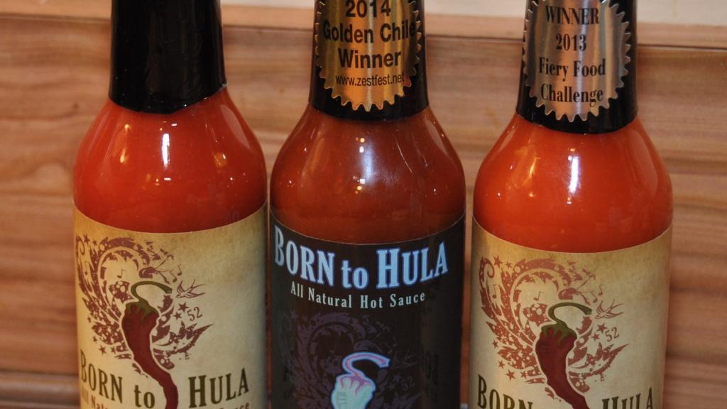 Born to Hula Hot Sauce Review