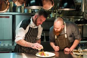 Chef Sam Byrne Cross & Orange Asbury Park