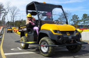 Diggerland USA NJ new JCB WorkMax ride