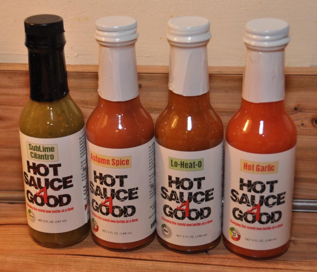 Hot Sauce4Good Review NJ Hot Sauces