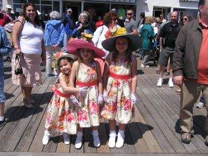 Jersey Shore Easter Promenade 2015