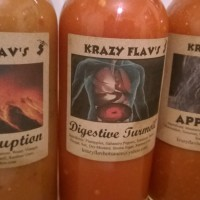 Krazy Flav Hot Sauce Review: Putting Flavor Above Heat
