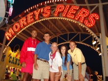 Morey's Piers Wildwood NJ Jobs 2015