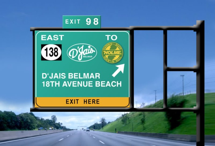 Jersey Shore Nightclubs: D'Jais Belmar