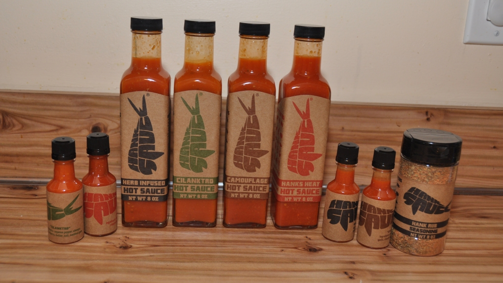 Hank Sauce Review - Jersey Shore Hot Sauce