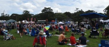 Point Pleasant Jazz and Blues Festival 2015