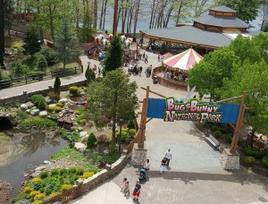 Six Flags NJ Bug Bunny National Park