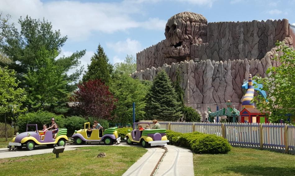 Six Flags NJ Great Adventure Kids Rides