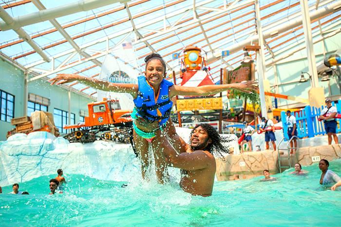 Aquatopia Indoor Waterpark Is Now Open At Camelback Jersey Shore Vacations