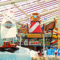 Aquatopia Indoor Waterpark is Now Open at Camelback
