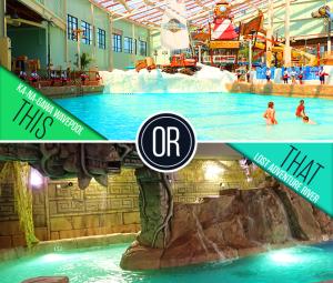 Aquatopia Indoor Water Park Poconos PA