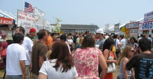 Jersey Shore Events in June: Belmar Seafood Festival