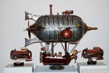 Steampunk Exhibition Where History Meets Imagination