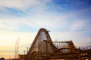 Wildwood Coaster Con Morey's Piers