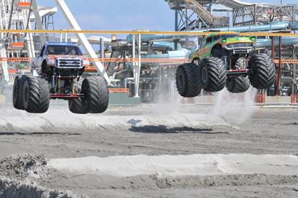 Jersey Shore Events: Wildwood Monster Trucks