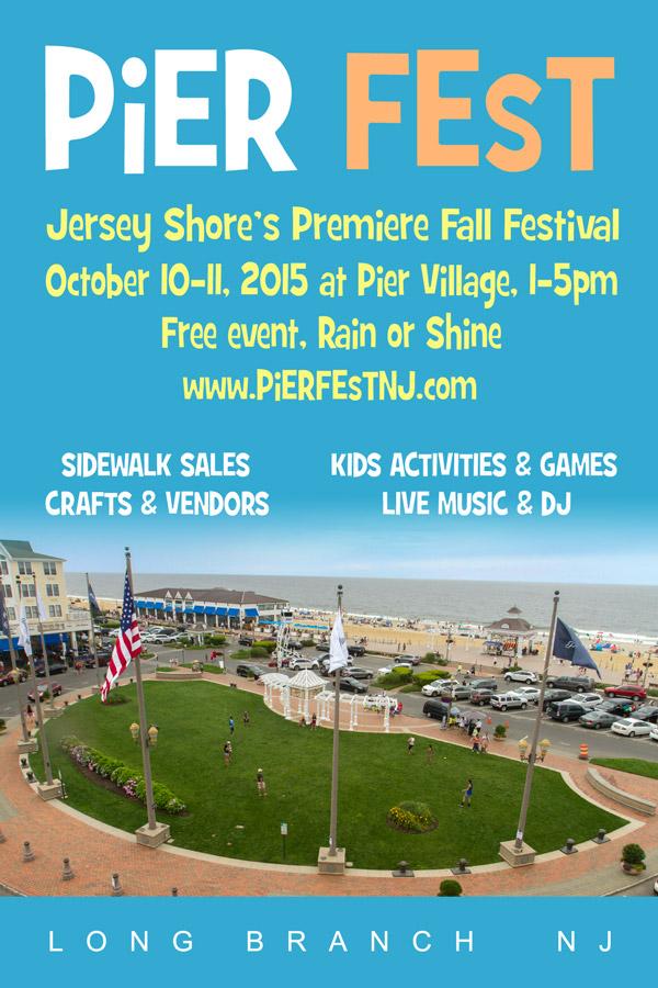 Pier Fest 2015 in Long Branch NJ