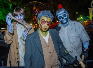 Six Flags NJ Zombie Fright Fest