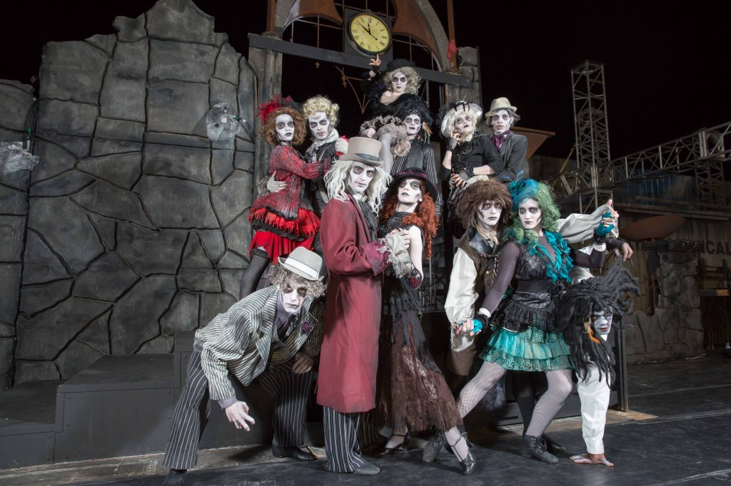 Six Flags Great Adventure FrightFest Halloween