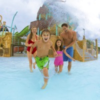 Six Flags Hurricane Harbor Announces New Caribbean Cove Interactive Water Play Area in 2016